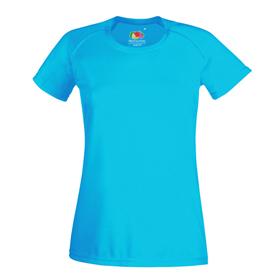 ID425  Дамска тениска LADY-FIT PERFORMANCE T - 61392 100% Полиестър 145гр