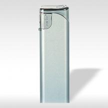 Пластмасови запалки - сребро - 100бр