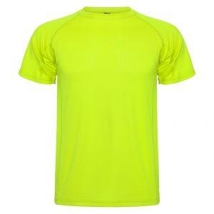 ID254 Мъжка тениска  MONTECARLO MAN - CA0425 100% Полиестър 145гр