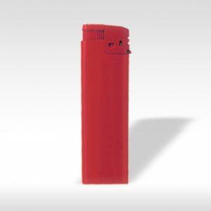 Пластмасови запалки - червени - 100бр