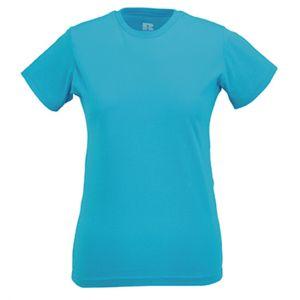 ID437 Дамска памучна тениска 100% памук 155гр./м2