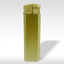 Пластмасови запалки - златисти - 100бр