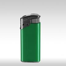 Пластмасови запалки -MINI зелени - 100бр