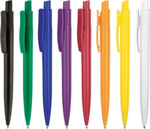 Пластмасови химикалки -MP 970 D         - 50 броя