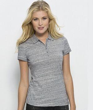 Дамски поло тениски STELLA PLAYS - ORGANIC PIQUE POLO 100% органичен памук 200гр
