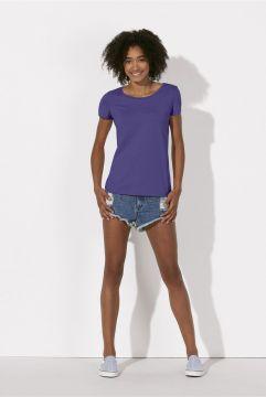 ID116 Дамска тениска STELLA LOVES OUTLET - STTW006 100% органичен памук  120гр./м2