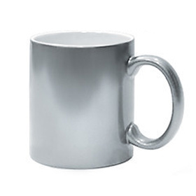 СРЕБЪРНА чаша с  печат по снимка и лого