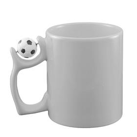 ФУТБОЛНА чаша с  печат по снимка и лого