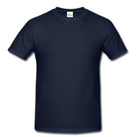 ID210 -  Мъжки тениски - 180гр/м2 100% памук