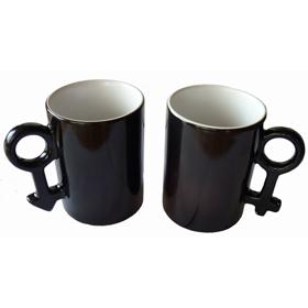 МАГИЧЕСКИ  чаши - комплект, с печат по снимка и лого