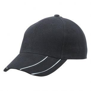 ID989 Шапки 6 PANEL GROOVE CAP