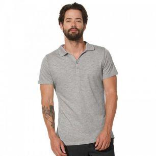 ID1208 Мъжка риза с яка   STANLEY TRAINS MODAL SLUB ESSENTIAL HEATHERS - STPM632H 50% органичен памук, 50% модал  140гр./м2