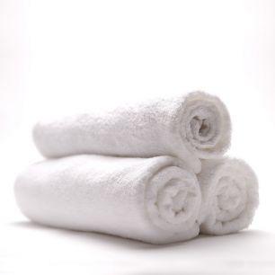 ID857 Плажна кърпа за сублимация  70% памук, 30% микрофибър 400гр./м2