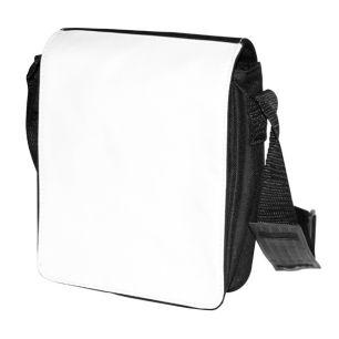 ID196 Сублимационна чанта за рамо - Малка 100% полиестер