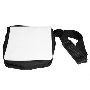 ID291 Сублимационна чанта за рамо - Средна 100% полиестер