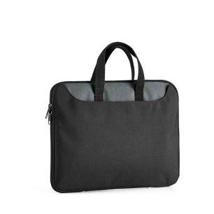 ID483 Компактна чанта за лаптоп 300D полиестер
