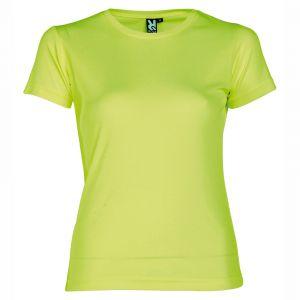 ID275 Дамска спортна тениска ALOHA - CA6415  100% полиестер 155гр.