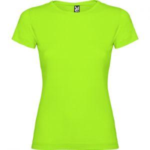 ID262 Дамска вталена тениска  JAMAICA T-SHIRT - CA6627  100% памук 155гр