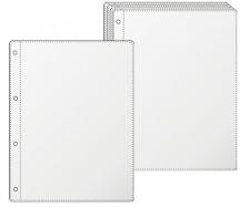 Усилени джобове за меню с размер А4 (21x30см) и 3/4 от А4 (16x30см)
